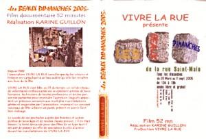 Les-Beaux-Dimanches-2005-jaquette-DVD