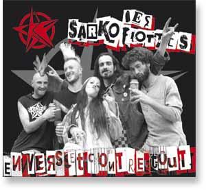 SARKOFIOTTES-CD